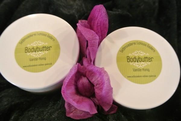 Bodybutter Honig – Vanille